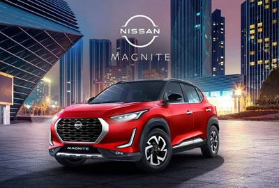 Jual nissan magnite di batusangkar